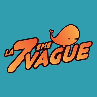 logo festival 7eme vague marceline communication