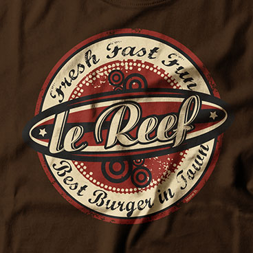 tshirt reef logo sables olonne marceline communication