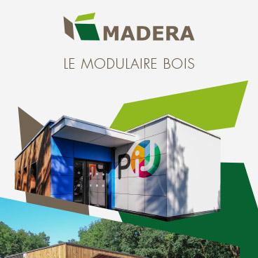 plaquette brochure madera marceline communication